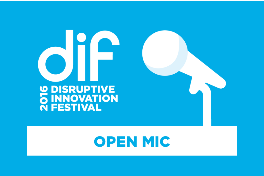 Disruption Innovation Festival 2016
