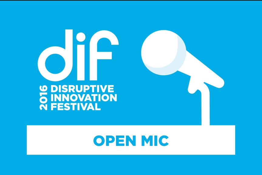 Disruption Innovation Festival2016