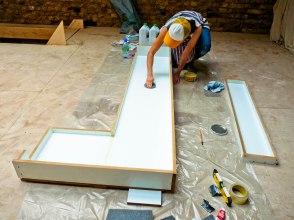 Diana Simpson_preparing surface moulds