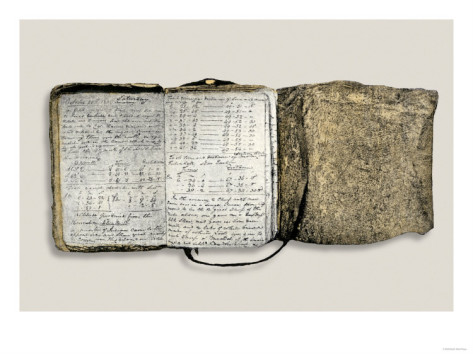diary-kept-by-william-clark-of-the-lewis-and-clark-expedition-c-1804-1806